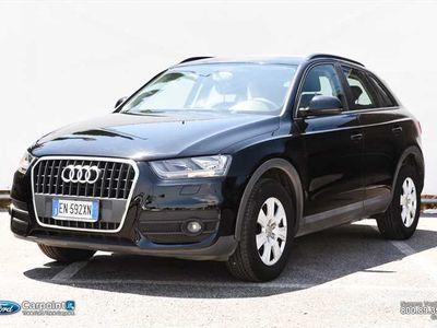 usata Audi Q3 2.0 tdi 140cv