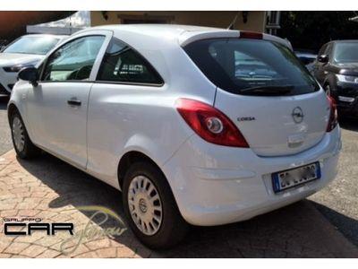 usata Opel Corsa 1.3 CDTI 75CV 3 porte Van-UNICO PROPRIETARIO!!!