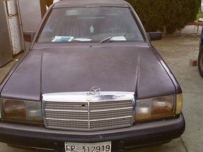 brugt Mercedes 190 - 1985