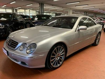 usata Mercedes CL500 ** Service Book Mercedes ** Bellissima