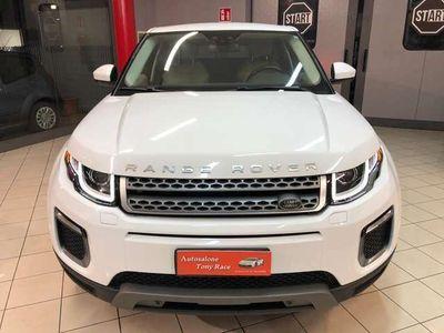 usata Land Rover Range Rover evoque 2.0 Diesel Automatica AUTOCARRO
