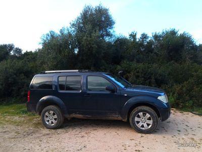 used Nissan Pathfinder 2ª s. - 2005