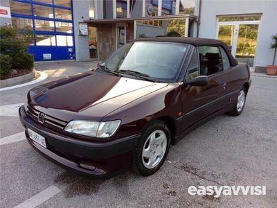 used Peugeot 306 Cabriolet 1.8i cat