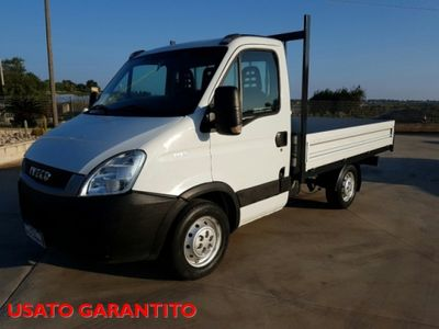 usata Iveco Daily ECODAILY, -35 S 11 2.3 Hpi-Cassone Fisso Diesel