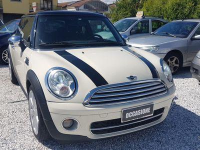 usata Mini Cooper 1.6 diesel 2008 no garanzia