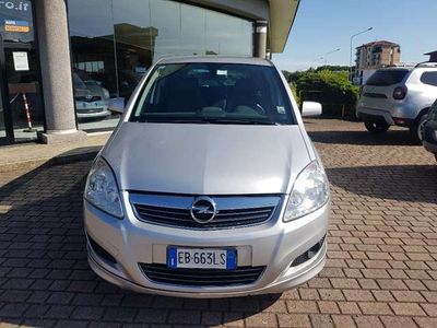 usata Opel Zafira 1.8 16V GPL-TECH Cosmo