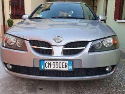 usata Nissan Almera 1.5 dCi cat 5 porte Visia