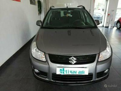 usata Suzuki SX4 1600 GPL unico proprietario