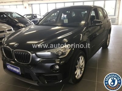 used BMW X1 X1sdrive18d Advantage