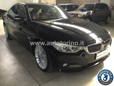 brugt BMW 420 SERIE 4 GRAN COUPE d g.coupe xdrive Luxury 190cv auto