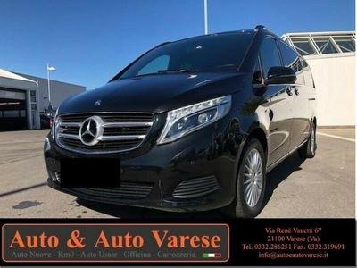 usata Mercedes V250 d Automatic Premium Extralong 8P + 17