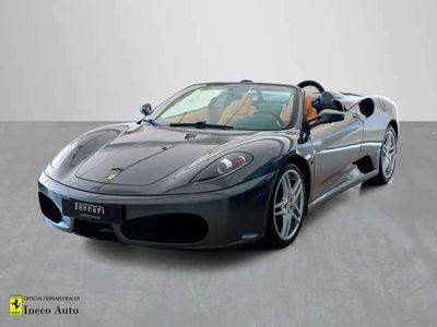 usata Ferrari F430 F430Spider F1