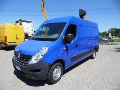 brugt Renault Master T35 2.3 dCi/165 PL-TA Furgone Twin Turbo S&S E5