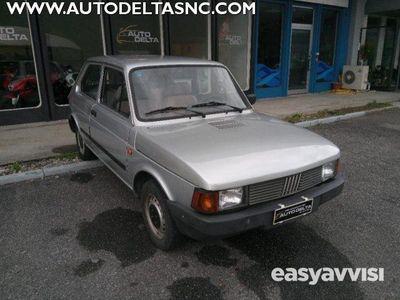 usata Fiat 127 1050 3 porte uniproprietario benzina
