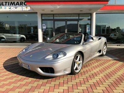 usata Ferrari 360 Spider F1/TAGLIANDI /PERFETTA