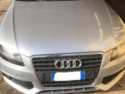 used Audi A4 avant 2700 diesel automatica
