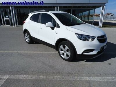 usata Opel Mokka X -- ADV 1.6 D 4X2 ADVANCE AUT N1 4 POSTI