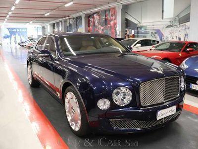 usata Bentley Mulsanne -