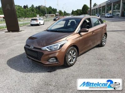 usata Hyundai i20 1.2 5 porte Tech nuova a Cassacco