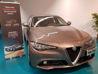 usata Alfa Romeo Giulia 2.2 Turbodiesel 180cv Super AT8