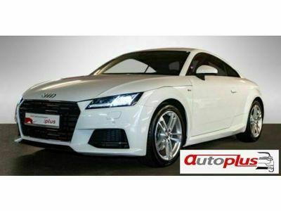 usata Audi TT Coupé 1.8 TFSI S line Selection led matrix navi rif. 14488380