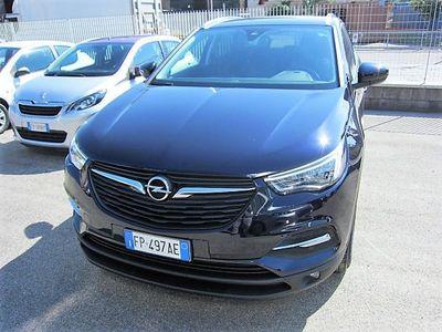 begagnad Opel Grandland X 1.6 diesel Ecotec S&S Advance