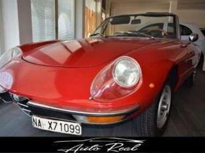usata Alfa Romeo 2000 spidercc 132 cavalli del 1974 ottime condizioni benzina