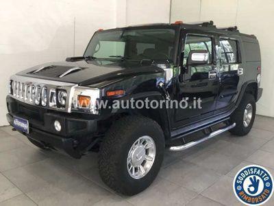 usata Hummer H2 H2SUT 6.0 V8 Luxury auto