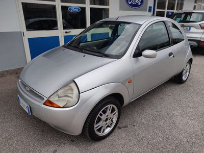 gebraucht Ford Ka 1.3 GPL Lether Collection