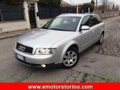 usata Audi A4 A4 2ª serie1.9 TDI/130 CV cat Avant