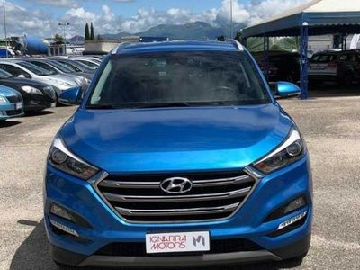 usata Hyundai Tucson 1.7 CRDi XPossible del 2016 usata a Ceccano
