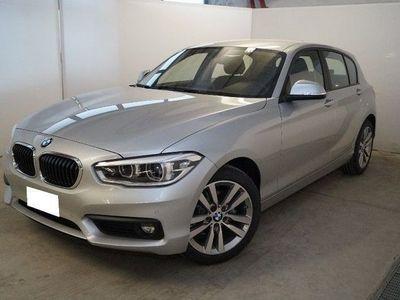usado BMW 116 Serie 1 (F20) d 5p. Business