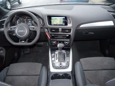 usata Audi Q5 2.0 tdi 170cv quattro advanced plus full opt 4x4 diesel station wagon automatico