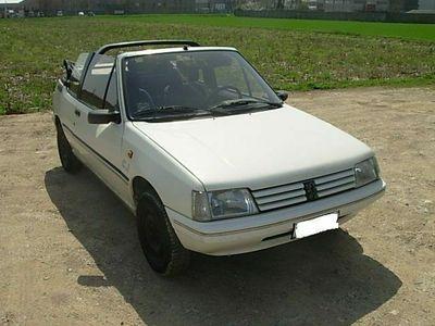 used Peugeot 205 1.1i cat Cabriolet CJ