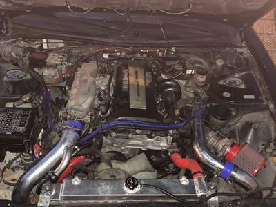 usado Nissan Silvia s14