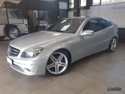 usata Mercedes CLC220 CDI Sport Aut.- 2009