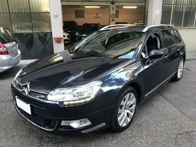 used Citroën C5 Station Wagon 2.2 HDi 200 aut. Exclusive usato