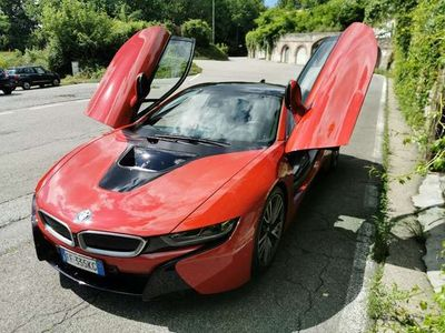 usata BMW i8 Protonic Red Limited Edition