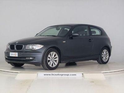 usata BMW 120 d cat 3 porte Eletta DPF