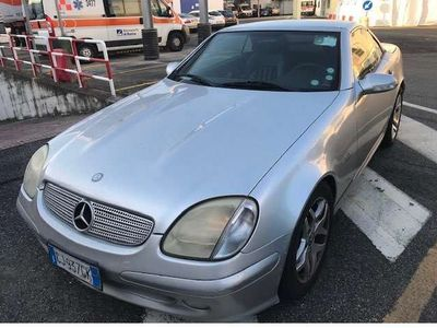 usata Mercedes SLK200 Kompressor cat Special Edition