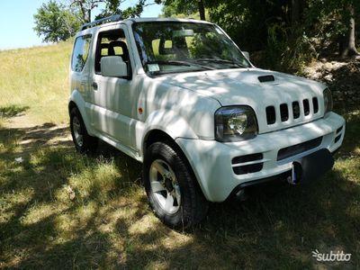 usata Suzuki Jimny 1.3 benzina