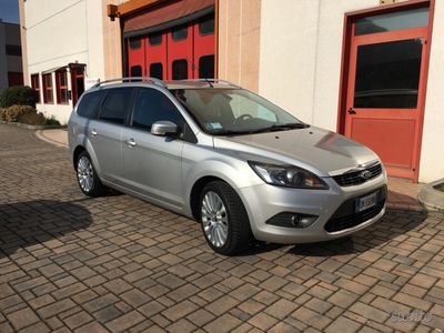 second-hand Ford Focus Focus 1.6 TDCi 95CV SW Titanium TTPK Bs.