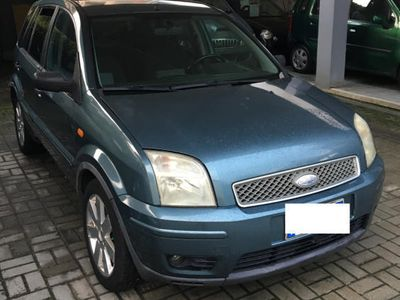 used Ford Fusion 1.4 TDCi 5p.