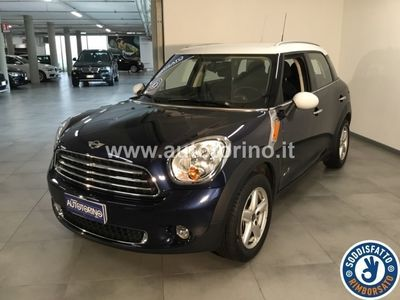 gebraucht Mini Cooper D Countryman COUNTRYMAN 2.0 all4 auto