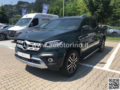 usata Mercedes X250 VAN CLASSE X Classe4MATIC POWER