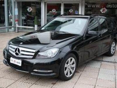 usata Mercedes C200 usata 2013