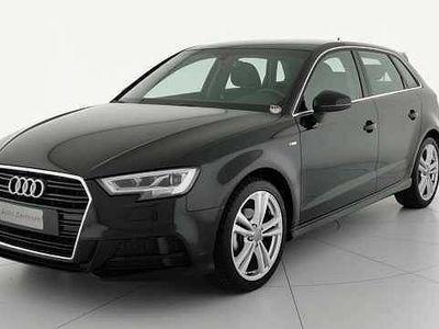 usata Audi A3 SPB 30 TDI S tronic Admired S line