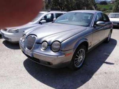 usata Jaguar S-Type 2.7 diesel V6 Sport