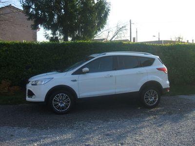 used Ford Kuga 2ª serie - 2014