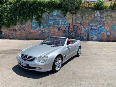 usata Mercedes SL500 SL 500V8 306 Cv Roadster